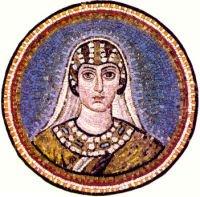 Mosaico de Perpetua, Ravenna c.494
