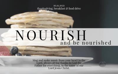 Thanksgiving Day Breakfast – Oct 11