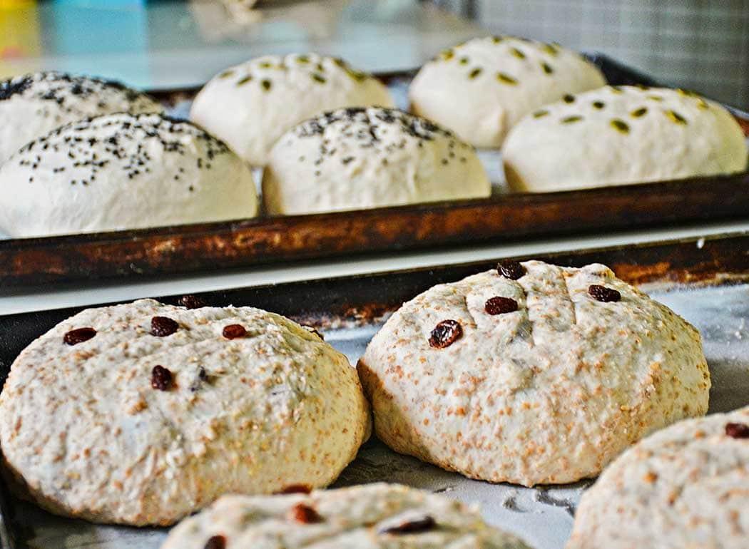 Bread Dough Recipe For Wheat And Multigrain Loaf