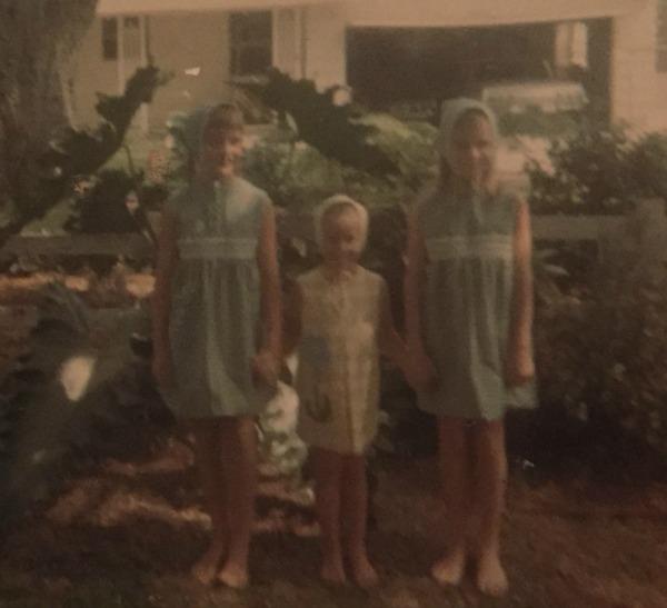 carol matching dress