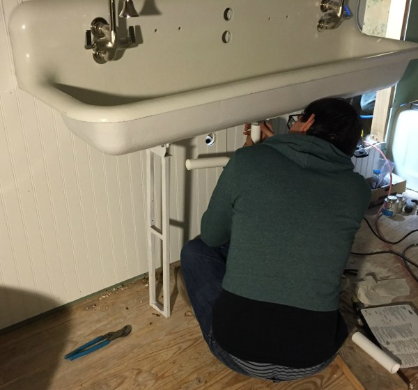 bath time plumber