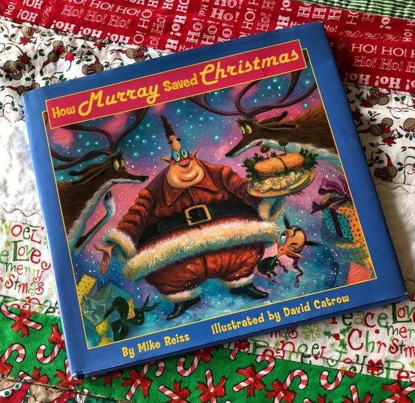 How Murray Saved Christmas.Children S Christmas Books