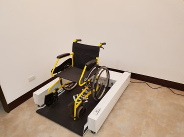 輪椅律動機