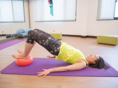 皮拉提斯核心肌群運動