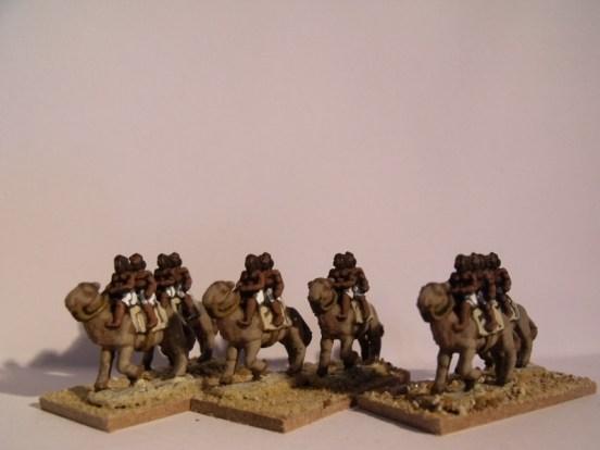 Arab Camel Archers