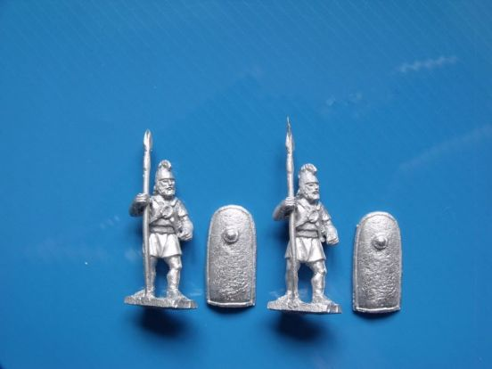 Assyrian Spearmen