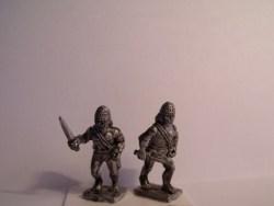 Mycenean Swordsmen