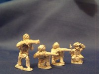 Afghans Skirmishing with Enfields I