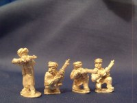 Afghans Skirmishing with Enfields II