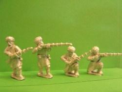 Afghans Skirmishing I