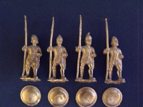 African Spearmen in Tunic