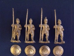 African Spearmen in Tunic