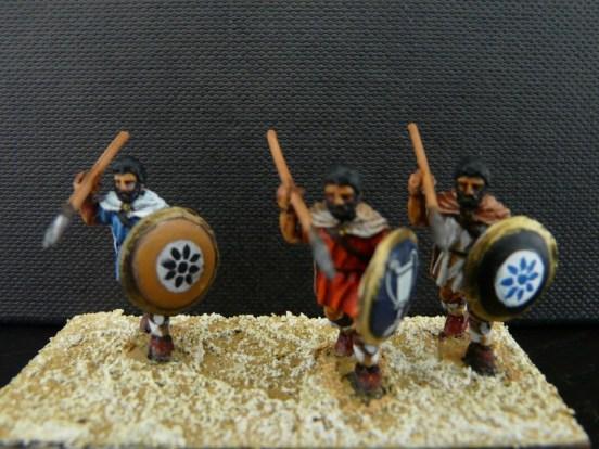 Lykian Infantry