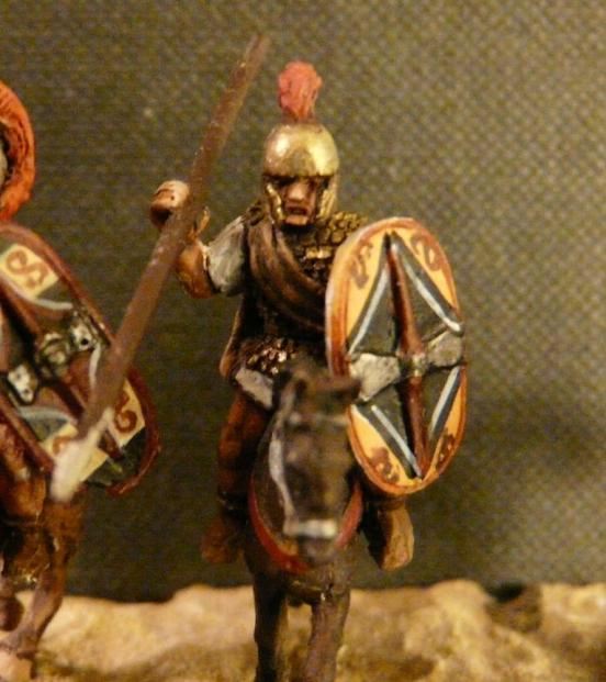 Spanish Heavy Cavalry