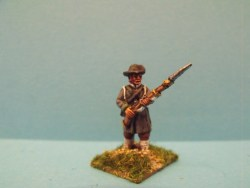Austrian Landwehr at Ready