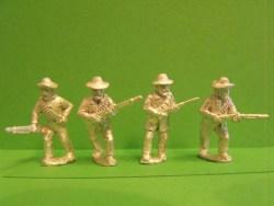 Boers Advancing I