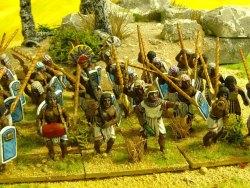 Egyptian Infantry
