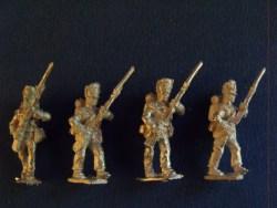 Flank Company Advancing