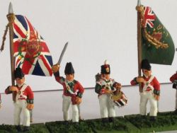 Command in Stovepipe Standing