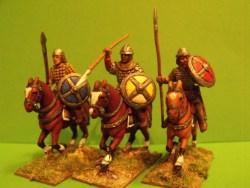 Carolingian Cavalry
