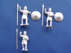 Chaldian Spearmen Advancing
