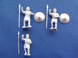Chaldian Spearmen Advancing