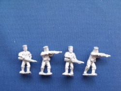Naval Brigade with Rifles Skirmishing