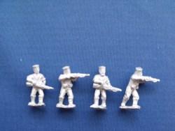 Naval Brigade with Rifles Skirmishing