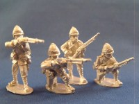 British Infantry Mustache Skirmishing (4)