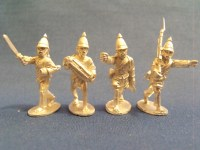 Burmese Regulars w/ Musket Command II (4)