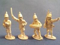 Burmese Regulars w/ Rifle Command I (4)