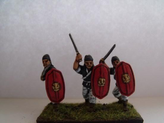 Swordsmen in Short Robes