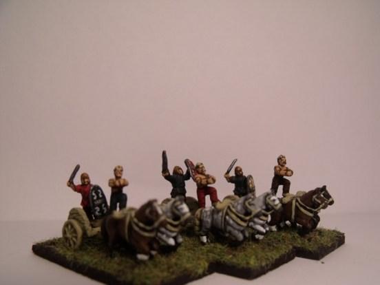 Celtic Chariots