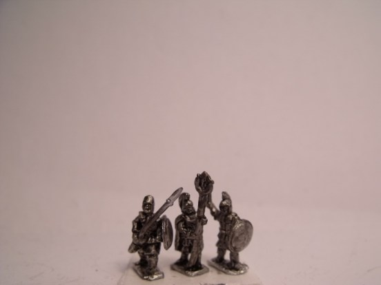 African Heavy Infantry