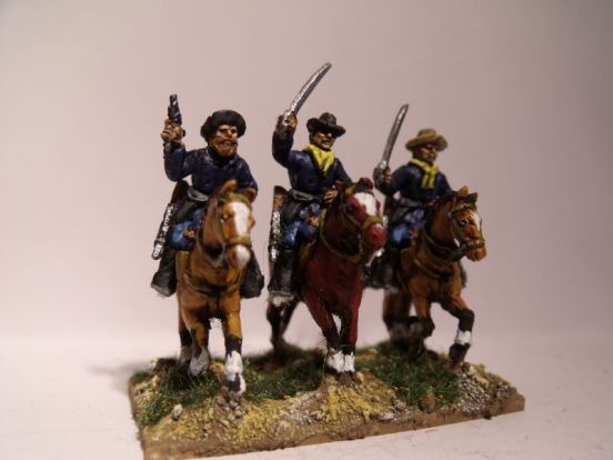 7th Cavalry Mounted II
