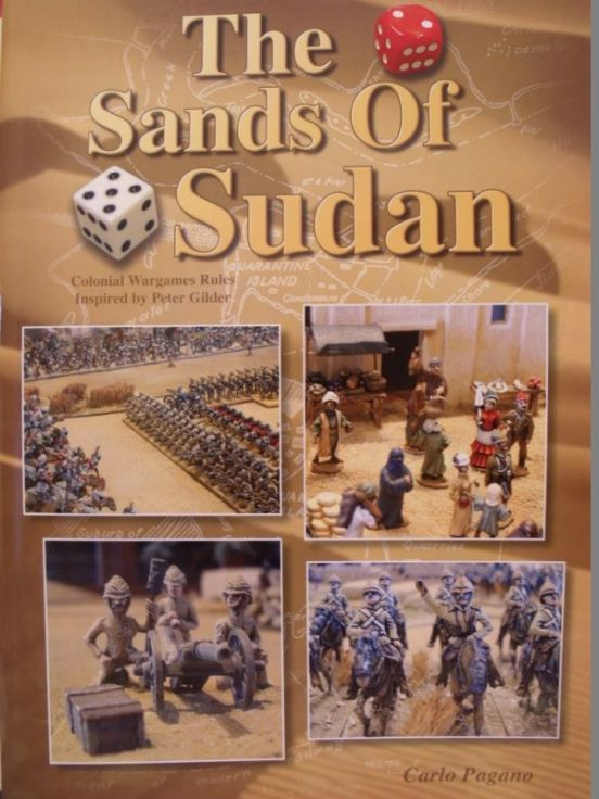 Sands of the Sudan