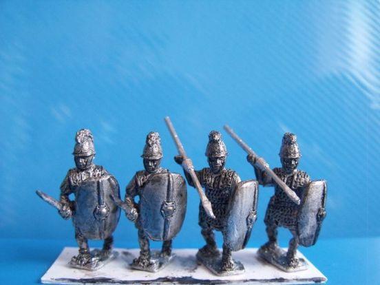Marian Roman Legionaries