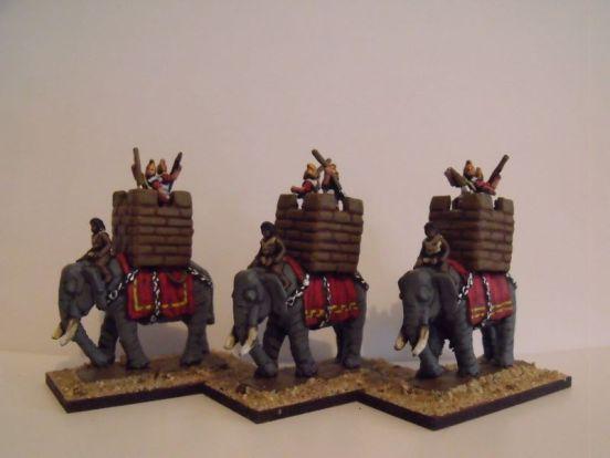 Carthaginian Elephants