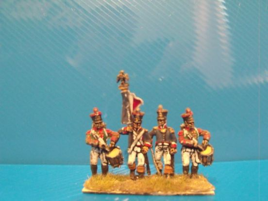 Line Command Advancing/Marching