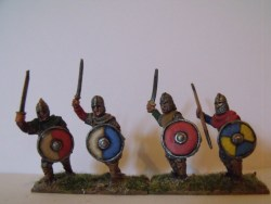 Early Saxon Warriors I