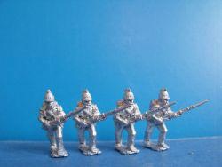 Grenadiers,  Kleber Ordinance Advancing