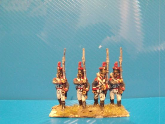 Grenadiers March/Attack