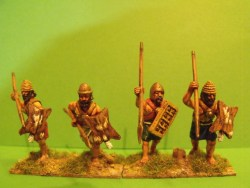 Hammurabic Babylonian Infantry