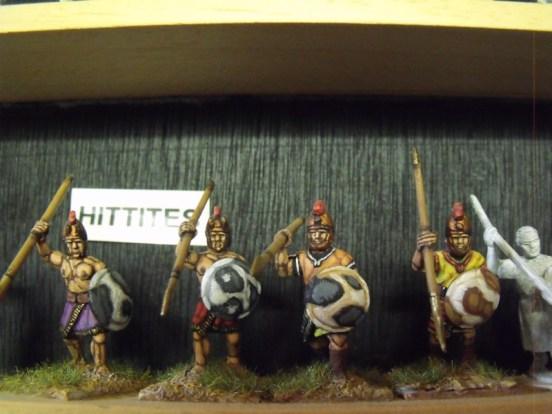 Hittite Guardsmen