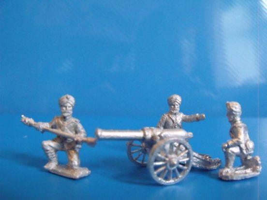 Screw Gun with Sikh Sepoy Crew
