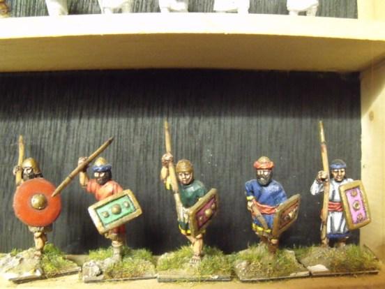 Israelite Spearmen