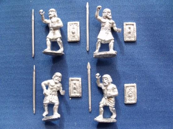 Israelite Javelinmen