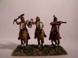 Sioux Mounted Warriors II