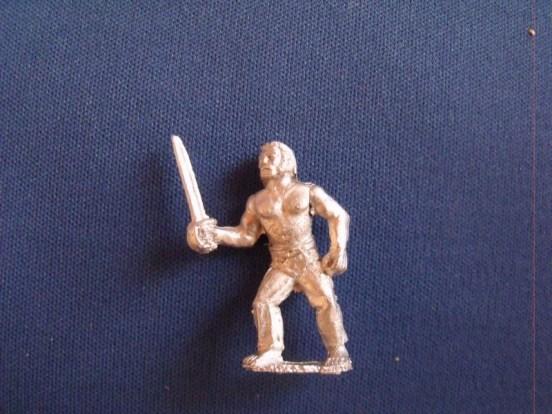 Boarder, Sword leading, Bare head and Bare chest