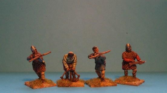 Norman Crossbowmen